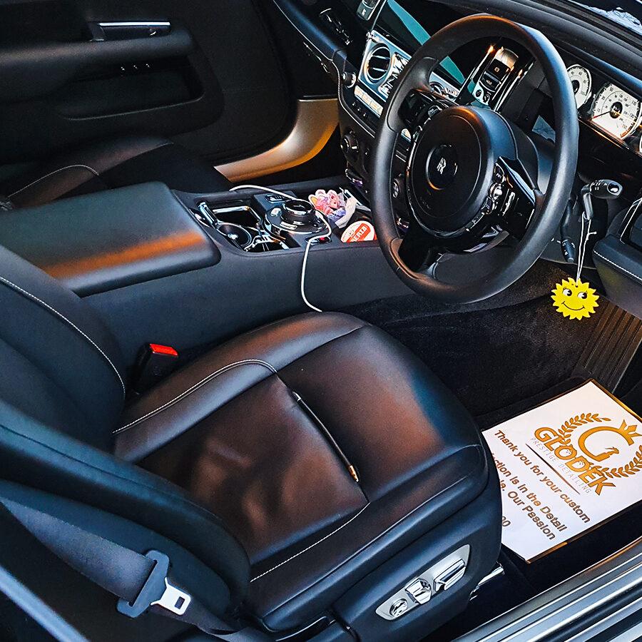 Glodek Prestige Car Detailing Interior Deep Clean & Detail